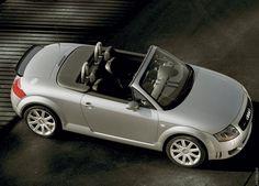 2003 Audi TT Roadster 3.2 quattro – Галерея