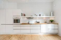 Gamlebyen kitchen