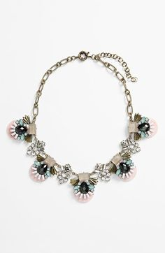 Sole Society 'Deco' Statement Necklace available at #Nordstrom