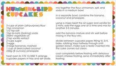 cupcake recipe - Google zoeken