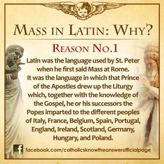 295 Best Traditional Latin Mass images in 2019 | Catholic, Roman