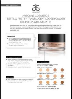 Amazing new product launched in Vegas 2014. Loose power- get ur hands on these or try them. Get in touch or use ID 441097372 #arbonne