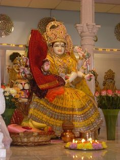Geeta Bhawan Derby U.K - TemplePurohit.com  ॐ भरभव सव ततसवतरवरणय  भरग दवसय धमह धय य न परचदयत   Om Bhuur-Bhuvah Svah Tat-Savitur-Varennyam   Bhargo Devasya Dhiimahi Dhiyo Yo Nah Pracodayaat     Meaning: 1: Om (that Divine Illumination which Pervades the) Bhu Loka (Physical Plane Consciousness of the Physical Plane) Bhuvar Loka (Antariksha or Intermediate Space Consciousness of the Prana) and Swar Loka (Swarga Heaven Consciousness of the Divine Mind) 2: On that Savitur (Divine Illumination)…