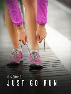 Just go run.