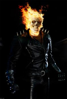 Ghost Rider II the Movie #occupymarvel Stop sending threatening letters to creators of your products.