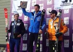 Ballerin vince lo Slalom FIS di Jackson (USA)