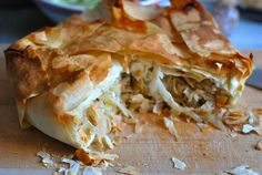 André Heimann's Hungarian Cabbage Strudel