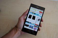Sony Xperia Z Ultra: Primeras impresiones del Smartphone de 6.4″