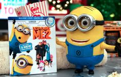 Parent-Approved Gifts: Despicable Me 2 Despicable Me Party, Minions Despicable Me, My Minion, Funny Minion, Minions Funny Images, Minions Quotes, Funny Texts, Funny Jokes, Epic Texts