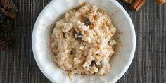 Lean Coconut Arroz con Leche Recipe