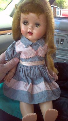 Saucy Walker 1951 Ideal Doll all Original by AtelierduNeville, $145.00