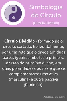 Círculo Dividido Wicca, Magick, Witchcraft, Book Of Shadows, Coven, Emoticon, Tarot, Symbols, Tips