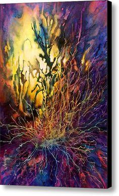 Flash Canvas Print / Canvas Art By Michael Lang