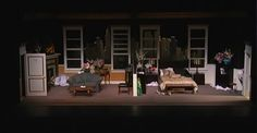 plaza suite set design - Google Search Plaza Suite, Outdoor Furniture Sets, Outdoor Decor, Set Design, Theatre, Google Search, Image, Home Decor, Stage Design
