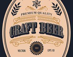 """Check out new work on my @Behance portfolio: """"beer label design vector antique frame vintage border"""" http://be.net/gallery/35517493/beer-label-design-vector-antique-frame-vintage-border"""