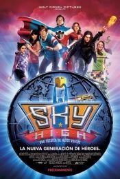 SKY HIGH, escuela de superheroes