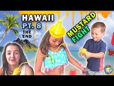 Mustard Fight in Hawaii w/ Pep Talk, Rap & Fan Surprise (FUNnel Vision Trip Maui Part 8) THE END - YouTube