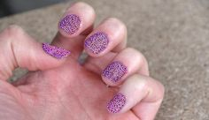 DIY Caviar Manicure DIY Nails Art