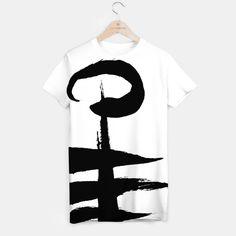 Zang T-shirt #minimal #concept #noise #glitch #tattoo