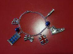 Doctor Who Inspired Bracelet di FollowTheGrace su Etsy