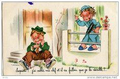Postcards > Topics > Illustrators & photographers > Illustrators - Signed > Gougeon - Delcampe.net