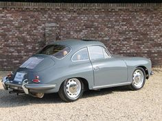 Porsche 356 SC - good colour