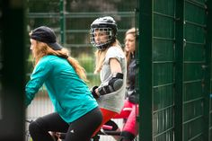 A bunch of women, doing crazy sports. That's the definition of cool.  Tornado Riders http://mygirls.adidas.com/com/stories/london-bike-polo/video/ undefined
