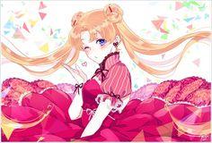 "somniumlunae: ""Sailor Moon // by 八束祐人@無言フォローすみません! """