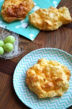 Nederlands recept voor cloud bread (glutenvrij), Paleo proof, zetmeelvrij.