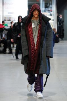 Vetements | Menswear - Autumn 2017 | Look 30