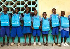 Regalo Azul de UNICEF: Un recuerdo de boda solidario