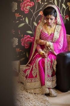 Beautiful Indian Brides #wedding