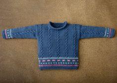 Lana Grossa PULLI Cool Wool Big   - FILATI INFANTI No. 10 - Modell 64 | FILATI.cc WebShop