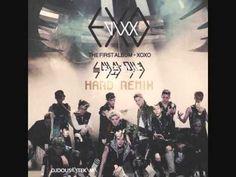 EXO VS. Vixx - BLACK PEARL VS. VOODOO DOLL ~hard remix~ - YouTube