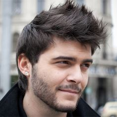 Men's hairstyles and haircuts have never been so innovative. Check out all the latest cool hairstyles for men to try now! Hipster Haircuts For Men, Hipster Hairstyles, Cool Hairstyles For Men, Boy Hairstyles, Asian Hairstyles, Latest Hairstyles, Hairdos, Hair Styles 2014, Medium Hair Styles