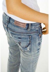 Basic Jeans von bestyledberlin