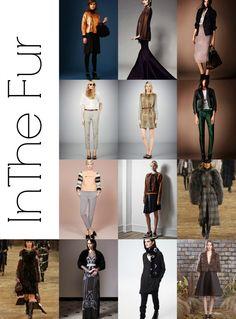 Pre-Fall 2014 Fashion Trends - In The Fur