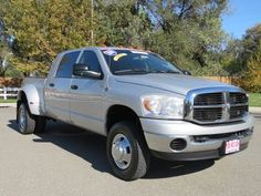2007 Dodge Ram 3500 Used Cars Chico Ca