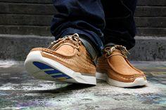 Footpatrol x Clarks Sportswear Tawyer FP 'Woven' Pack - EU Kicks: Sneaker Magazine Clarks, Sneaker Magazine, Sneakers, Casual Shoes, Men's Shoes, Sportswear, Kicks, Vans, Footwear