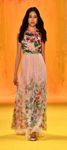 AUS: Roopa Pemmaraju - Runway - Mercedes-Benz Fashion Week Australia 2017