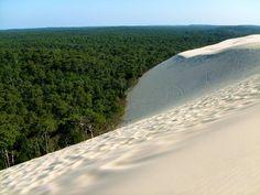 La Dune du Pilat, Pyla-sur-Mer - Plus d'infos : http://www.yellohvillage.fr/lieux_touristiques/camping_dune_du_pilat