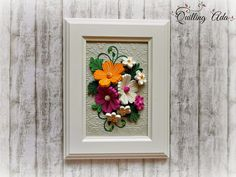 Quilling by Ada: Flori