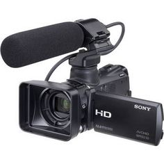 Sony HXR-MC50U Ultra Compact Pro AVCHD Camcorder  --- Who says big things don't come in small packages?  For the price point, the specs, and the performance, there is no competition to this prosumer camcorder.