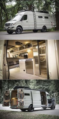 Valhalla Benz Sprinter Source by Related posts: Vanlife Customs Sprinter Camper Van Conversion Bed – … Camper Caravan, Camper Life, Rv Campers, Camper Trailers, Caravan Hacks, Bus Life, Sprinter Camper, Benz Sprinter, Mercedes Sprinter