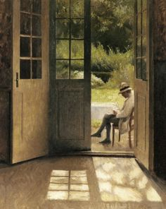 Peter Vilhelm Ilsted (Danish, 1861-1933) - «Впечатления дороже знаний...»
