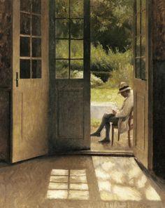 Artodyssey: Vilhelm Hammershoi