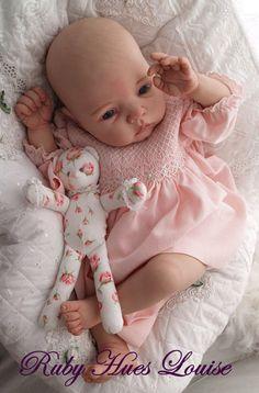 Louise Reborn Doll Kit