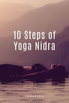 Yoga nidra can help teach you how to tap into your inner peace and joy. Here are the 10 steps involved in yoga nidra. Yoga Nidra Meditation, Meditation Scripts, Guided Meditation, Yoga Quotes, Quotes Quotes, Eminem Quotes, Rapper Quotes, Gentle Yoga Flow, Citations Yoga