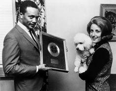 Quincy Jones and Lesley Gore