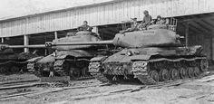 JS-2 heavy tank